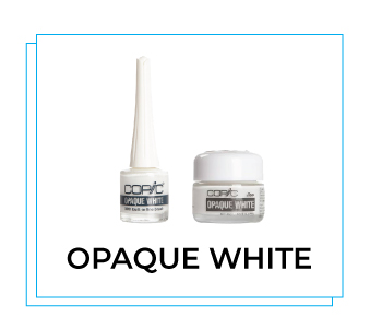 Copic Chile Opaque White